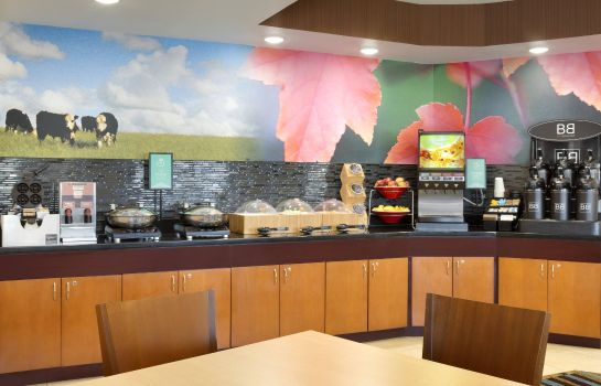 Restaurant Fairfield Inn & Suites Fort Worth University Drive
