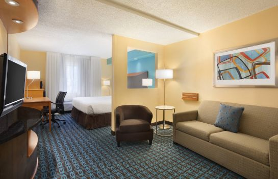 Suite Fairfield Inn & Suites Fort Worth University Drive