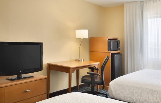Zimmer Fairfield Inn & Suites Fort Worth University Drive