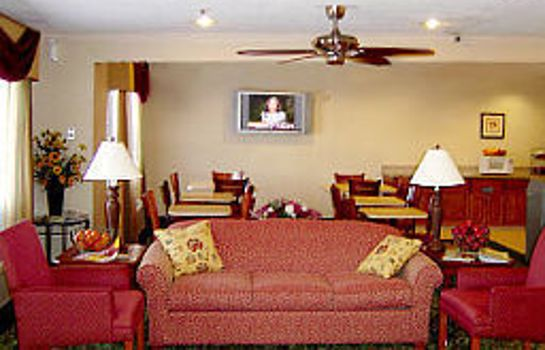 Hotelhal Red Roof Inn & Suites Danville