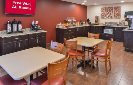 Restaurante Red Roof Inn & Suites Danville