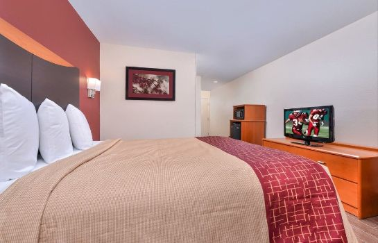 chambre standard Red Roof Inn & Suites Danville