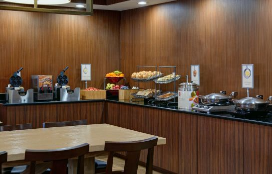 Restaurant Fairfield Inn & Suites Detroit Farmington Hills