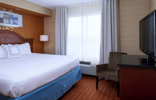 Suite Fairfield Inn & Suites Detroit Farmington Hills