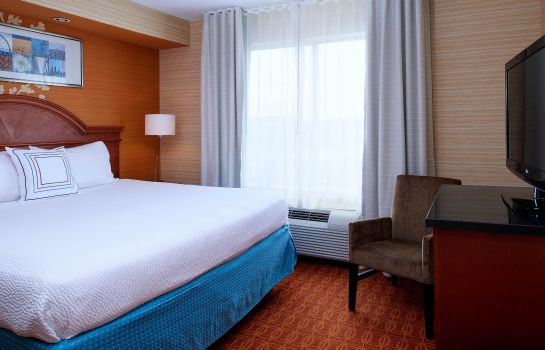 Zimmer Fairfield Inn & Suites Detroit Farmington Hills