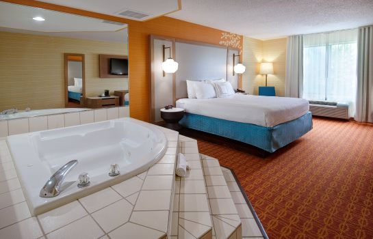 Chambre Fairfield Inn & Suites Detroit Farmington Hills