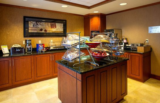 Restaurant Fairfield Inn & Suites Detroit Livonia
