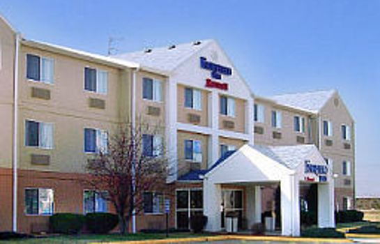 Buitenaanzicht Red Roof Inn & Suites Danville