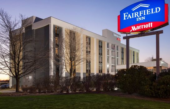 Außenansicht Fairfield Inn East Rutherford Meadowlands