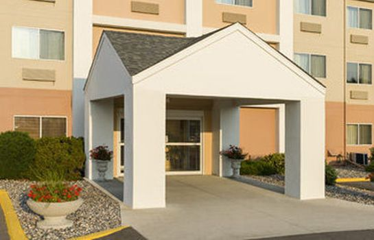 Exterior view Fairfield Inn & Suites Fargo