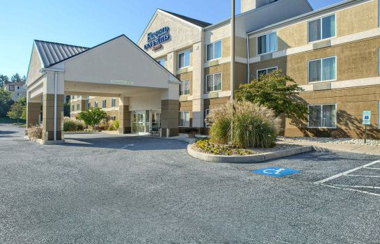 Exterior view Fairfield Inn & Suites Harrisburg Hershey
