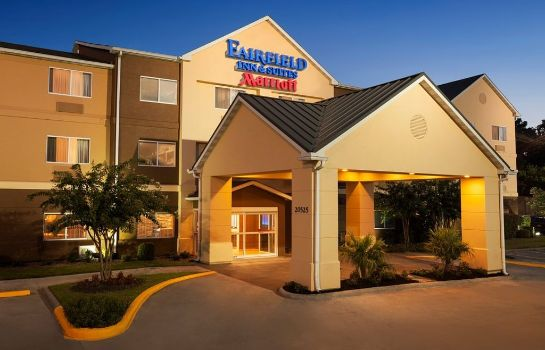 Außenansicht Fairfield Inn & Suites Houston Humble