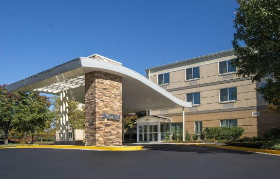 Außenansicht Fairfield Inn & Suites at Dulles Airport