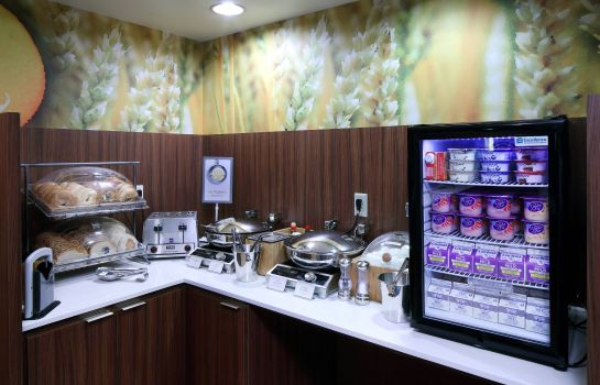 Restaurant Fairfield Inn & Suites Newark Liberty International Airport