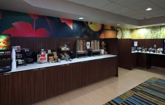 Restaurante Fairfield Inn & Suites Newark Liberty International Airport