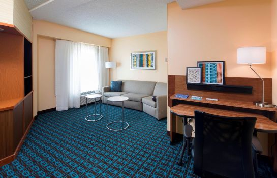 Suite Fairfield Inn & Suites Newark Liberty International Airport