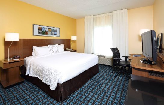 Habitación Fairfield Inn & Suites Newark Liberty International Airport
