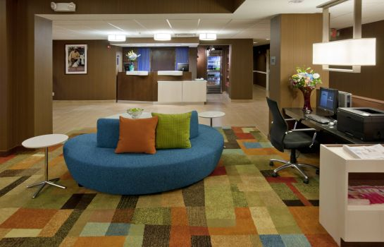 Hotelhalle Fairfield Inn East Rutherford Meadowlands