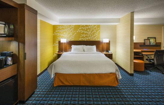 Suite Fairfield Inn East Rutherford Meadowlands