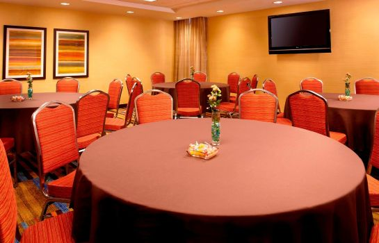 Conference room Fairfield Inn East Rutherford Meadowlands