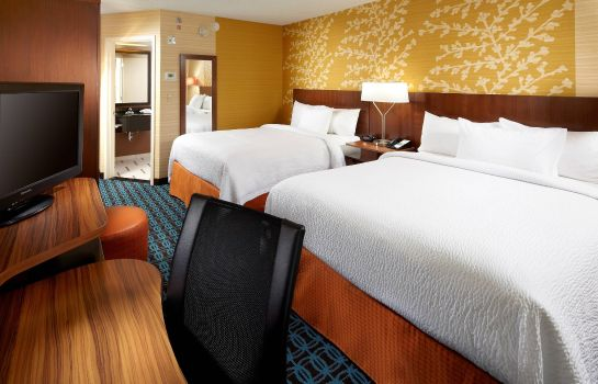 Zimmer Fairfield Inn East Rutherford Meadowlands