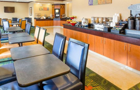 Restaurant Fairfield Inn & Suites Fargo