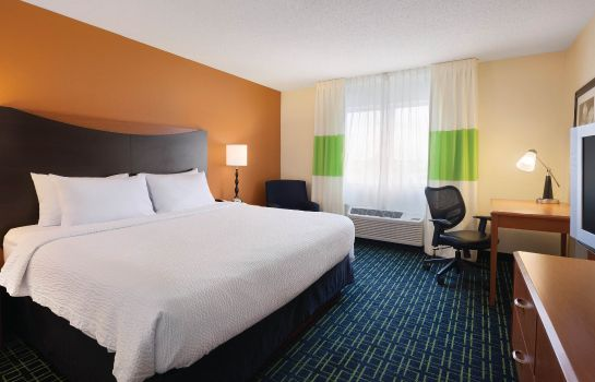 Room Fairfield Inn & Suites Fargo
