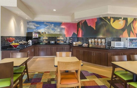 Restaurant Fairfield Inn & Suites Holland