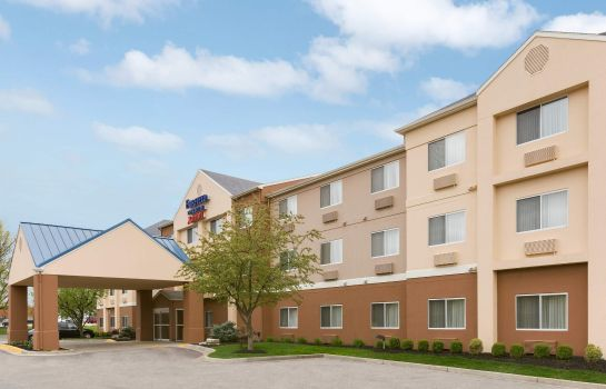 Außenansicht Fairfield Inn & Suites Grand Rapids