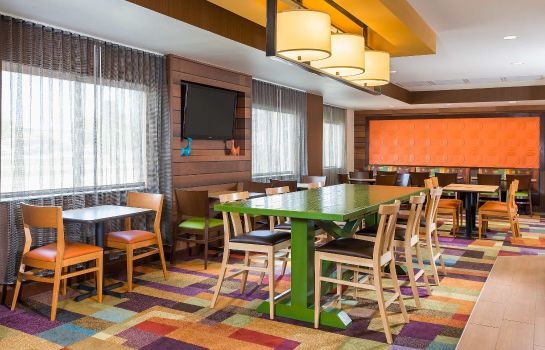Hotelhalle Fairfield Inn & Suites Grand Rapids