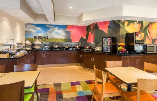 Restaurant Fairfield Inn & Suites Grand Rapids