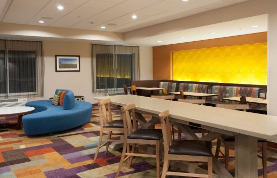 Hotelhalle Fairfield Inn Greenville-Spartanburg Airport
