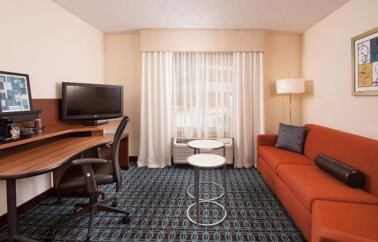 Zimmer Fairfield Inn Greenville-Spartanburg Airport