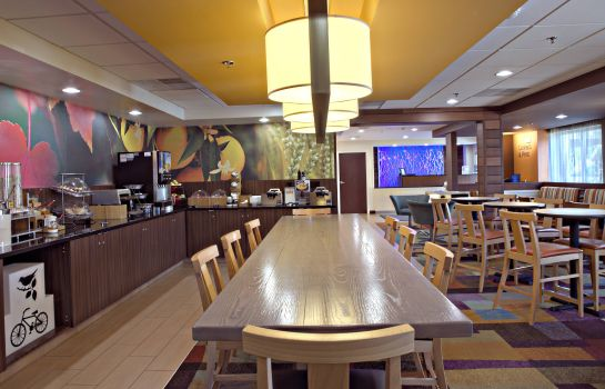 Restaurant Fairfield Inn & Suites Harrisburg Hershey