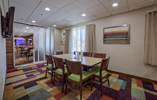 Conference room Fairfield Inn & Suites Harrisburg Hershey