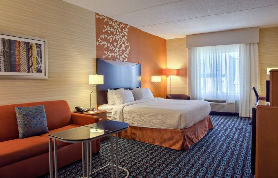 Room Fairfield Inn & Suites Harrisburg Hershey