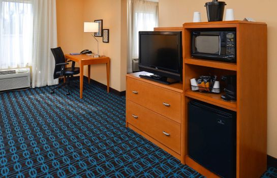 Zimmer Fairfield Inn & Suites Helena