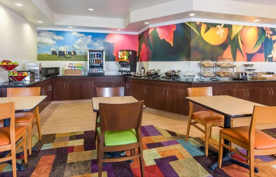 Restaurant Fairfield Inn & Suites Houston Westchase