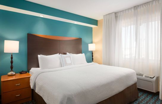 Suite Fairfield Inn & Suites Houston North/Cypress Station