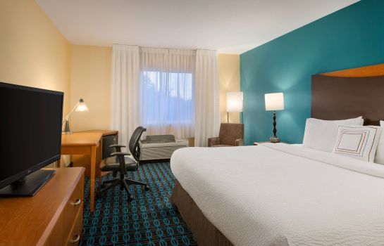 Chambre Fairfield Inn & Suites Houston North/Cypress Station