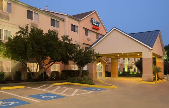 Außenansicht Fairfield Inn & Suites Houston I-10 West/Energy Corridor