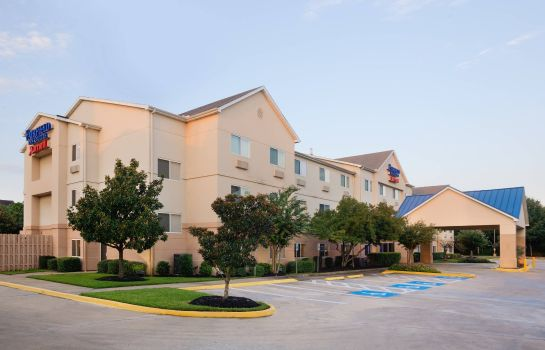 Vista exterior Fairfield Inn & Suites Houston Energy Corridor/Katy Freeway