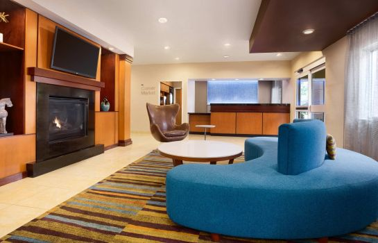 Hotelhal Fairfield Inn & Suites Houston Energy Corridor/Katy Freeway