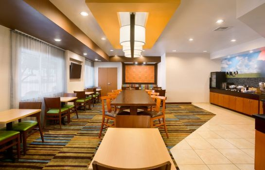 Restaurant Fairfield Inn & Suites Houston I-10 West/Energy Corridor