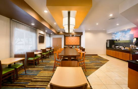 Restaurante Fairfield Inn & Suites Houston Energy Corridor/Katy Freeway