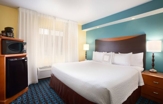 Suite Fairfield Inn & Suites Houston Energy Corridor/Katy Freeway