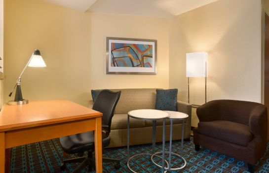 Kamers Fairfield Inn & Suites Houston Energy Corridor/Katy Freeway