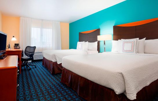 Habitación Fairfield Inn & Suites Houston Energy Corridor/Katy Freeway