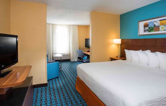 Zimmer Fairfield Inn & Suites Houston Humble