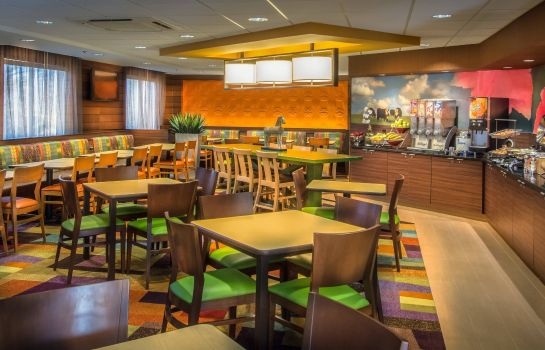 Restaurant Fairfield Inn & Suites at Dulles Airport